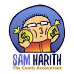Sam Harith - The Comic Accountant